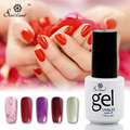 Saviland Gel Nail Polish UV Gel Soak-off LED UV Gel Color Nail Gel lacuqer vanishes Nail Art  Long-lasting up to 30 days 7ml