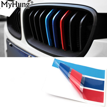 Vinyl Grill Stripes For M3 M5 M6 E46 E39 E60 E90
