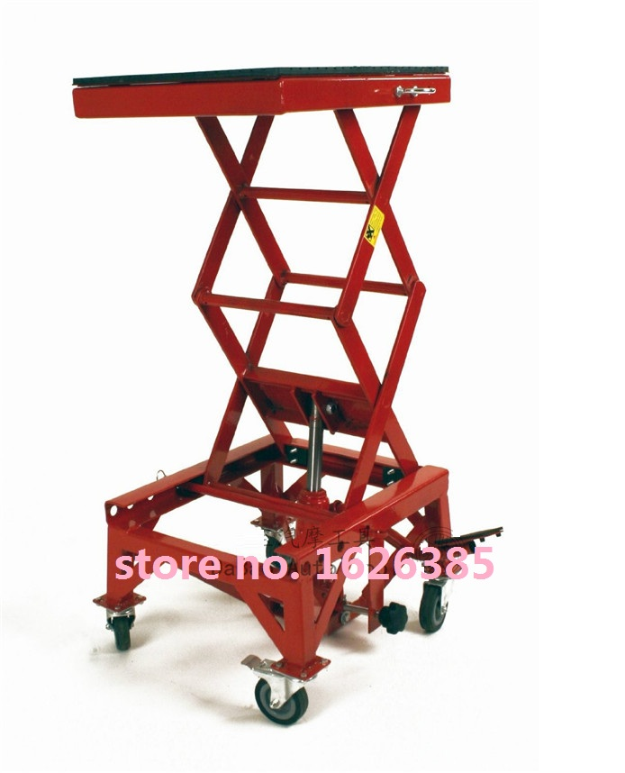 135kg Motorcycle Scissor Lift Table Lifting Platform Tire Repair Tools In From Automobiles Motorcycles On Aliexpress Alibaba Group