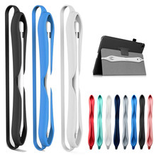 Lápis Caneta Touch Screen Capa de Silicone Caso Para Apple Tablet Lápis Lápis Titular Protective Sleeve Case Bolsa Para iPhone iPad(China)