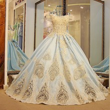 Beautiful arabic style prom dresses evening dresses 2018
