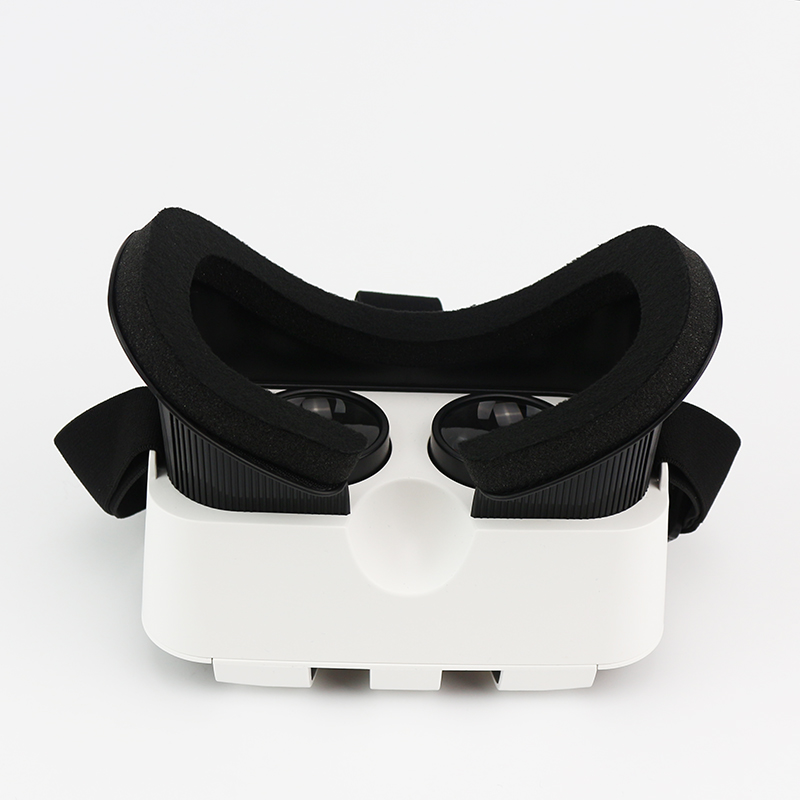 d5d9509a518 VR Shinecon 3.0 Octopus Style 3D Mobile VR Virtual Reality Glasses Head  Mount Helmet ABS Shell Headset for 4.5 6  Mobile Phone-in 3D Glasses   Virtual ...