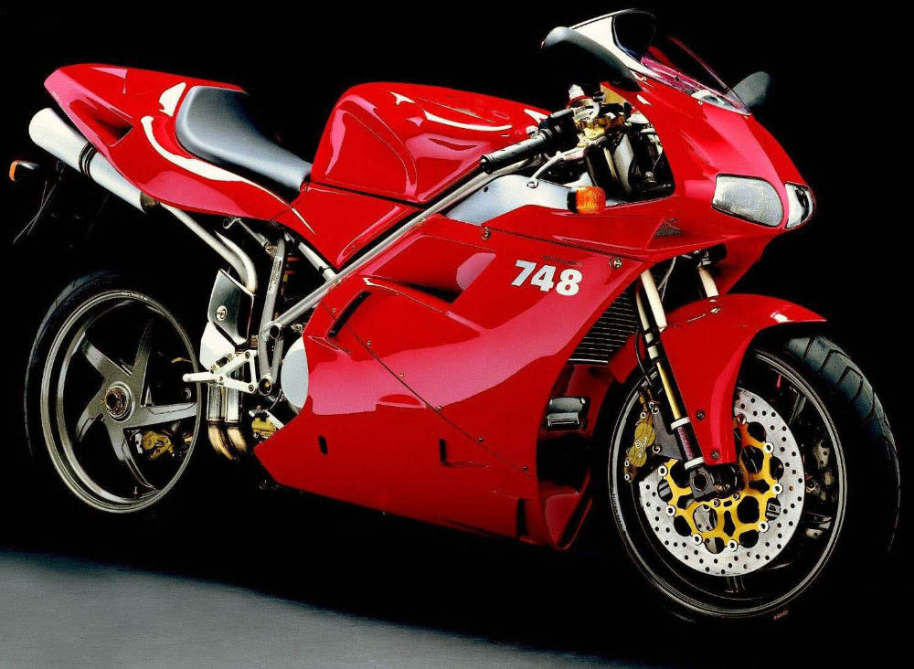 Plans to customize For Ducati 996 748 1996 2002 injection molding ABS Plastic motorcycle Fairing Kit Bodywork D41