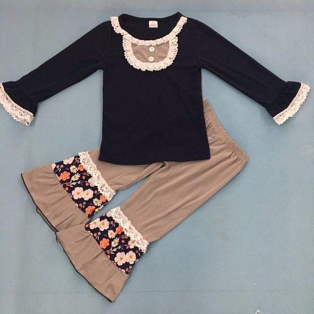 316de0d4f Online Shop Wholesale Special Design Fall Girls Boutique Outfits ...
