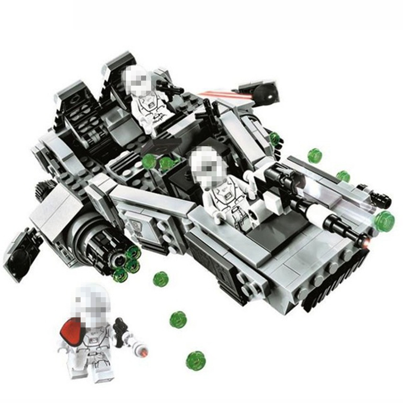 Star Wars First Order Snow Speeder Fighter STARWARS Building Blocks Sets Bricks Classic Model Compatible Legoings 75100Star Wars First Order Snow Speeder Fighter STARWARS Building Blocks Sets Bricks Classic Model Compatible Legoings 75100