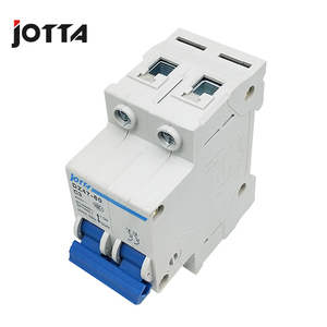 C45N 2 pole 3A/6A/10A/16A/20A/32A/40A/50A/63A 400V ~ C typ mini circuit breaker mcb Montage 35mm din-schiene Brechen Kapazität 6KA