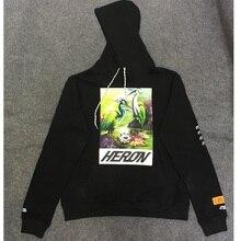 New Heron Preston HP Hoodie Men Women Streetwear Harajuku Best Quality Sweatshirts Embroidery Hip Hop Hoodies
