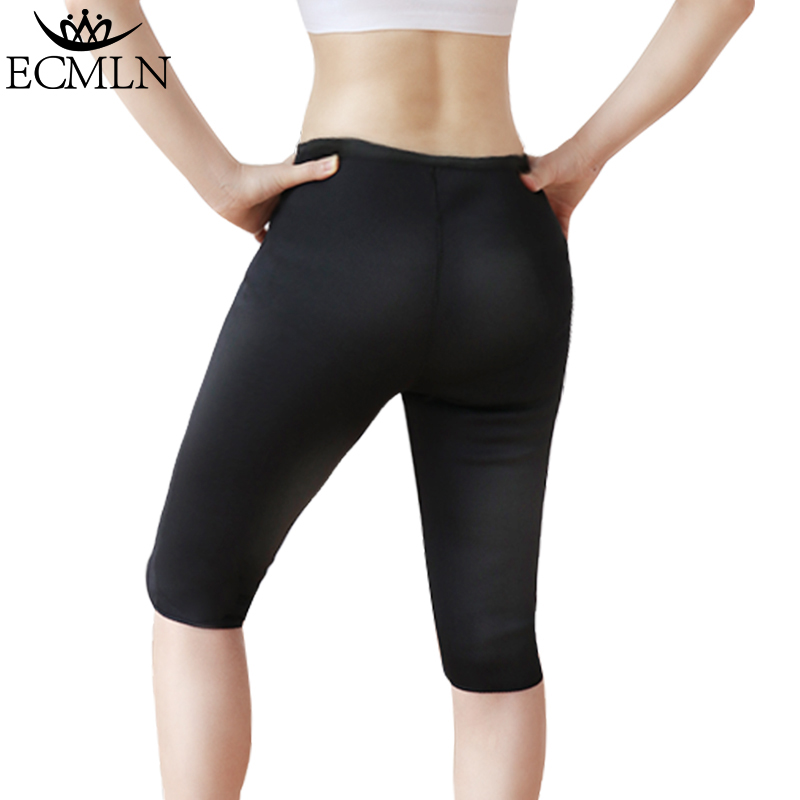 Womens Slimming Pants Hot Thermo Neoprene Sweat Shaper Slimming Pants & Vest & Sleeve Super Stretch control DropShipping