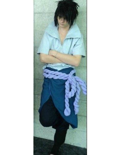 Cheap Naruto Shippuden Sasuke Uchiha 4th Cosplay Christmas In Anime