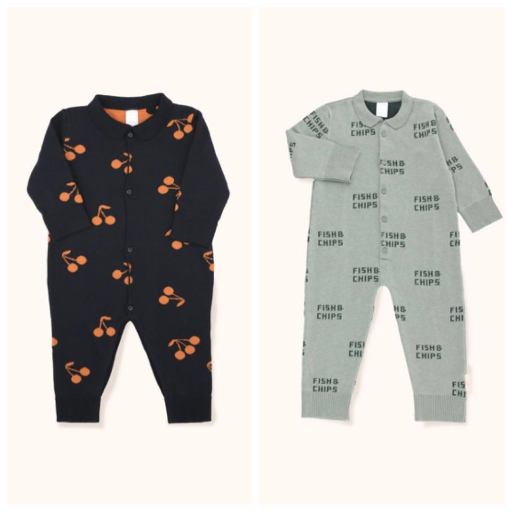 2018 ins hot baby boy clothes baby girl clothes girls clothing tiny boys clohting kids KIDS cherry rompers vestido veteme