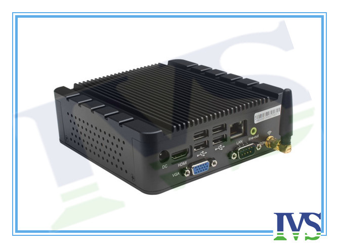 Mini PC T56N Box PC INVS-HB-T56N Mini Industrial Barebone System
