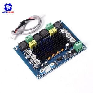 Image 1 - TPA3116D2 TPA3116 double canal stéréo haute puissance numérique amplificateur de puissance Audio carte 120W + 120W Module Amplificador XH M543