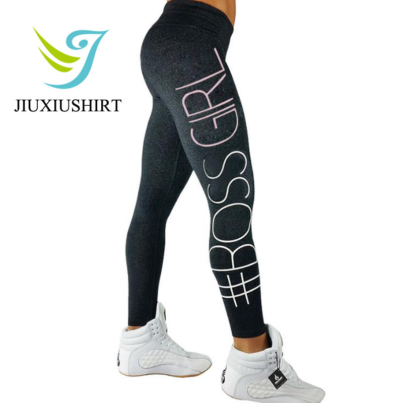 JINXIUS Women Yoga Pants Gym Slim Compression Pants Leggings Sports Exercise Tights Fitness Running Jogging Trousers