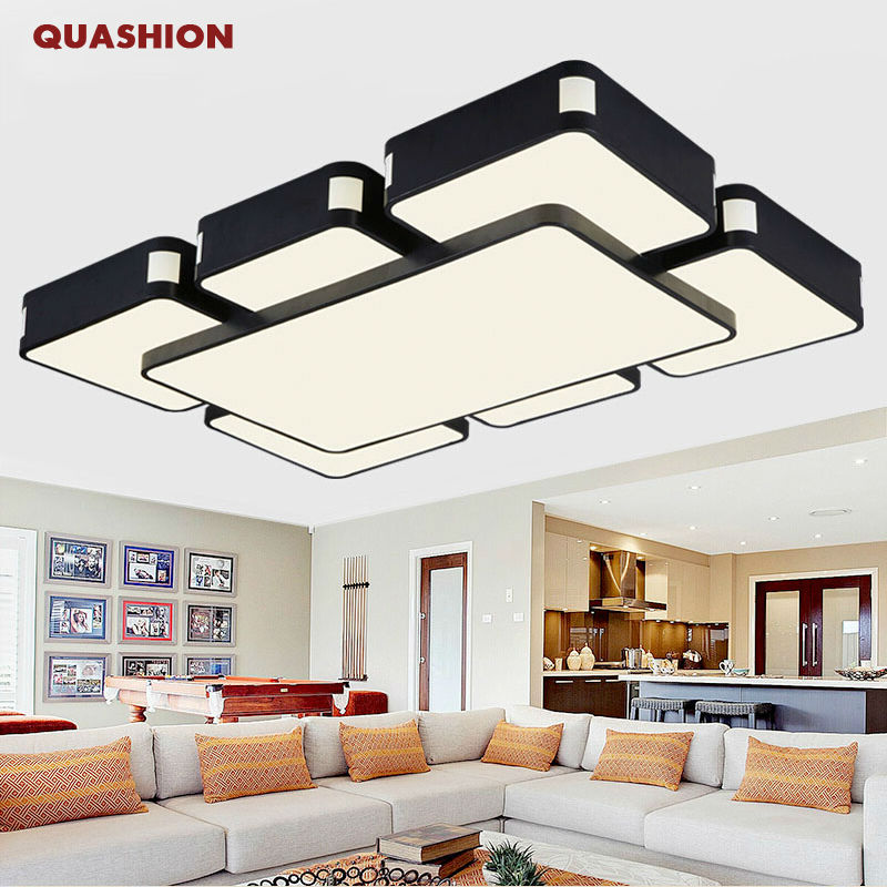 Surface Mounted Modern Led Ceiling Lights For Living Room Bedroom Lamparas De Techo Colgante Led Ceiling