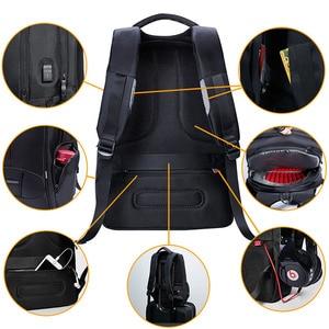 Image 4 - KALIDI Waterproof Laptop Backpack 17.3 Inch Travel Bags Usb 17 Inch School Men Backpacks Women Casual Bagpack 15.6 Inch DayPack
