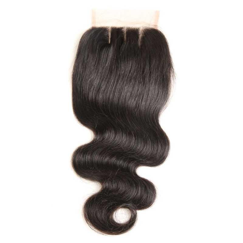 Бразильские Виргинские человеческие волосы для наращивания, три части