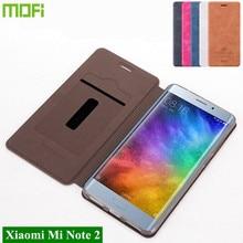 Xiaomi Mi Note 2 Case Стенд Откидная Крышка Mofi PU Leather Case для Xiaomi Mi Note 2 Покрытия Gsm Hoesjes Коке Капа Fundas Телефон Case