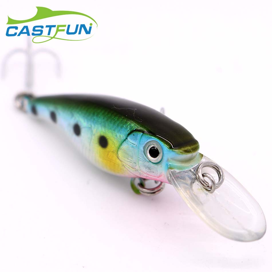 "NEW 4.5/"" BASS Muskegon-Northern Pike-Walleye Deep diving lures crankbaits"