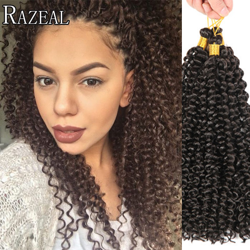 Zazeal hair products crochet braids freetress water wave 14 inch zazeal hair products crochet braids freetress water wave 14 inch black synthetic braiding bulk hair curly crochet hair extension on aliexpress alibaba pmusecretfo Image collections