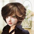 Synthetic Mohair BJD Wigs for Dolls Fashionable Short Doll Hair High Quality Doll Accessories on Selling Online 085