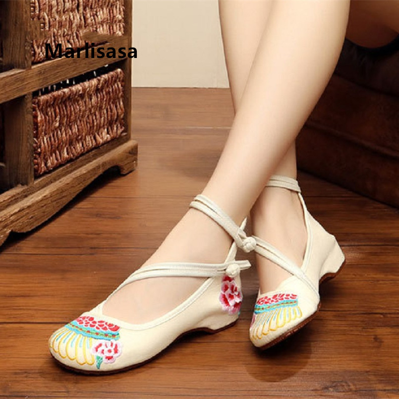 Lady Casual High Quality Ballet Dance Shoes Women Retro Comfortable Spring Shoes Female Summer Shoes Zapatos De Mujer G2230