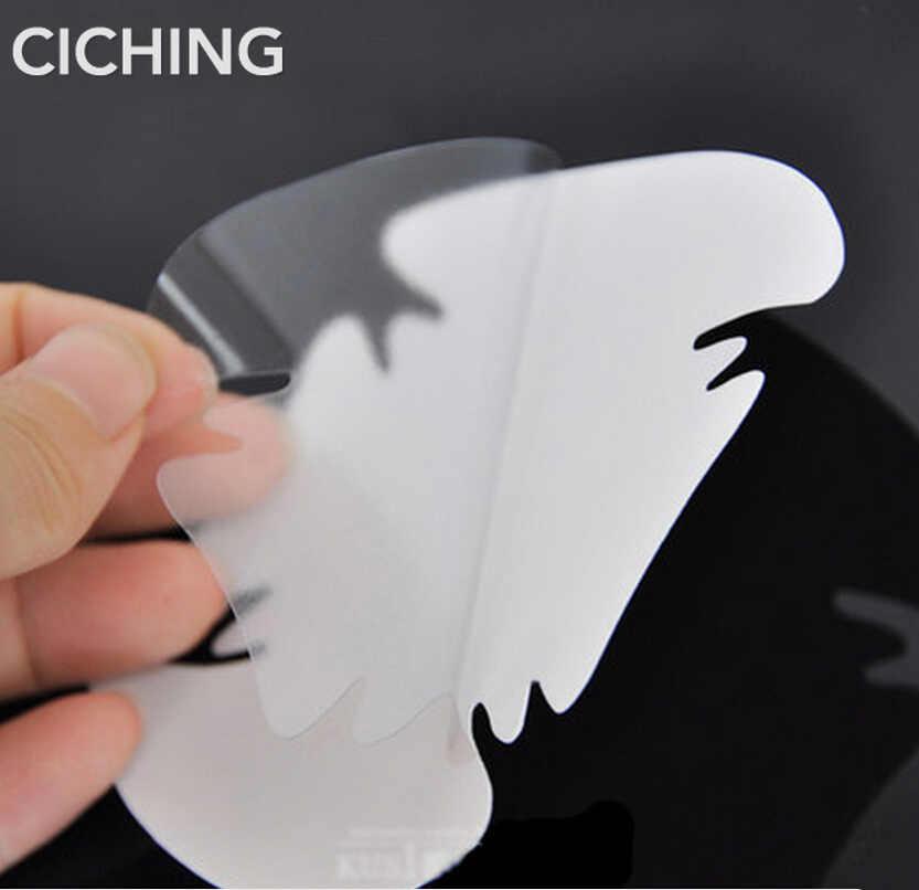 Pegatinas de película protectora de manija de puerta para Hyundai Accent 3 Elantra GT i20 ix25 i30 1 2 3 ix35 ix55 Kona Accesorios