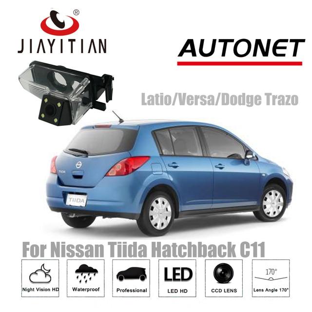 jiayitian rear view camera for nissan tiida versa latio c11 rh aliexpress com 2016 Nissan Tiida Nissan Tiida 2007