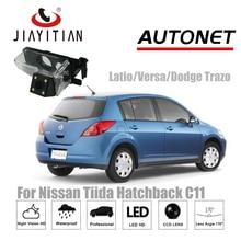 Jiayitian заднего вида Камера для Nissan Tiida/Versa/LATIO C11 хэтчбек 2004 ~ 2012/ccd/Ночное видение /Обратный Камера/backup Камера