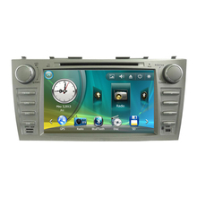 8″ Car Radio DVD GPS Navigation Central Multimedia for Toyota Camry 2006 2007 2008 2009 2010 2011 Phonebook Bluetooth Handsfree
