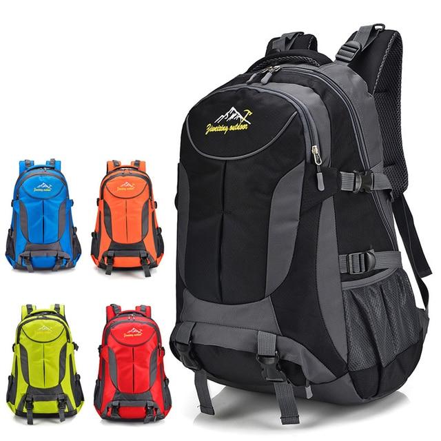 6cddec795134 2018 New Hiking Backpacks Outdoor Rucksack Climbing Bag 45L Waterproof Hiking  Backpack Camping Bag Waterproof Travel