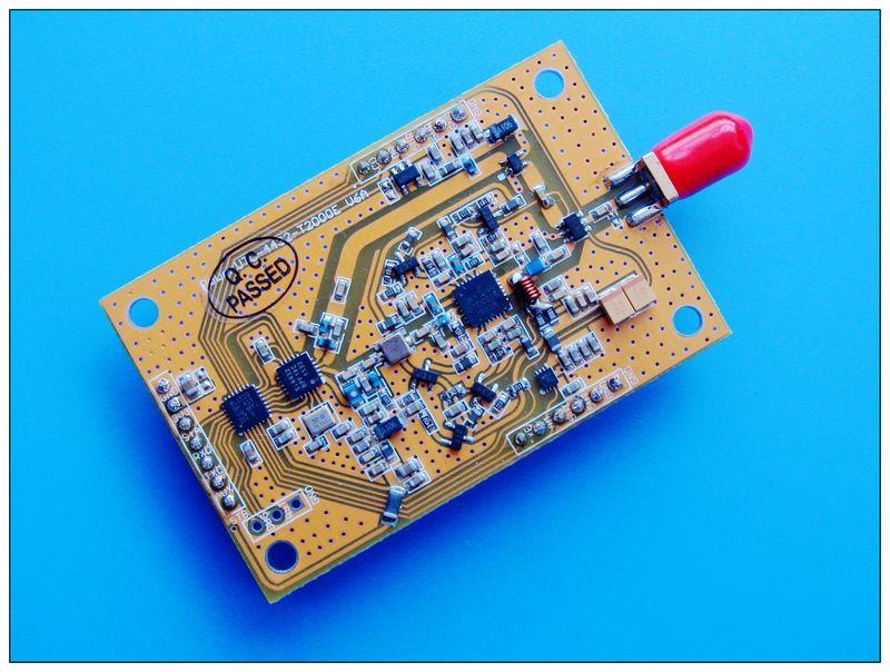 2W PWER-UTC110L The wireless digital transfer module replaces CC1100 CC1101 utc lm358l dip8