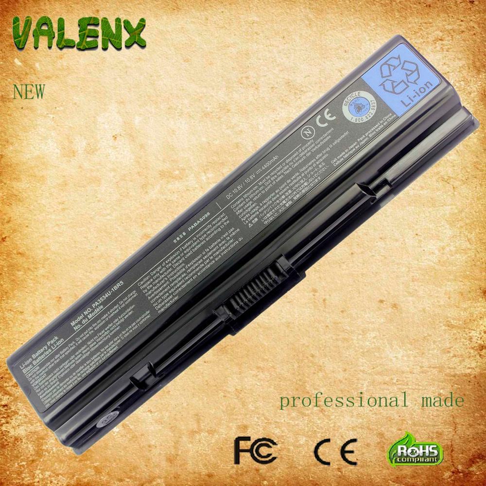 Battery PA3533U-1BRS PA3534U-1BRS PA3535U-1BAS For Toshiba Satellite A505 Pro L550 L450 L300 A200 L500 A500 PA3534 hsw 5200mah laptop battery for toshiba pa3534 pa3534u pa3534u 1bas pa3534u 1brs for satellite a300 a500 l200 l300 l500 l550 l555