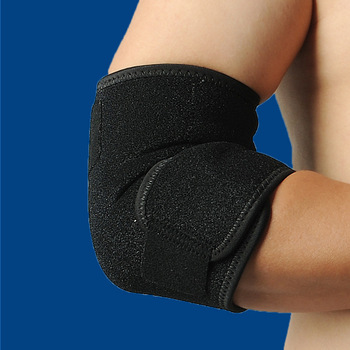 цена на 1PCS Elbow Support Elastic Gym Sport Elbow Protective Pad Absorb Sweat Sport Basketball Arm Sleeve Elbow Brace