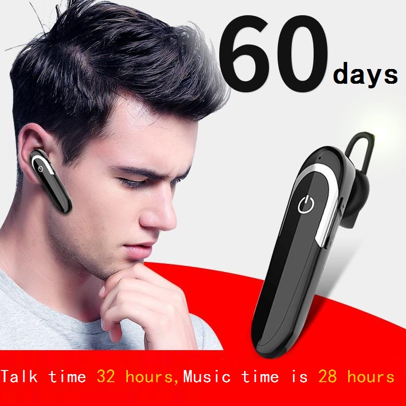 2019 New 100% Original Gdlyl Bluetooth Headset Driver Headset With Mic High Quality Wireless Earphone Handsfree Car Earpieces
