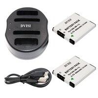 NB-11L NB 11L Pin Có Thể Sạc Lại + USB Kép Sạc đối với Canon PowerShot A2300 LÀ A2400 A2500 A3400 IS A3500 LÀ ELPH110 HS