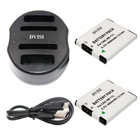 NB 11L NB 11L 11L Camera Battery With USB Dual Charger For Canon PowerShot A2300 IS