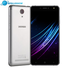 Origine Doogee X7 pro 6.0 Pouces Smartphone HD 2.5D IPS 2 GB RAM + 16 GB ROM Android6.0 Double SIM MTK6737 Quad Core 8.0MP 3700 mAH LTE