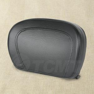 Motorcycle PU Leather Sissy Bar Backrest Pad For Harley Touring Road King Street Electra Glide FL FLHT FLHX FLHR 1997-2020