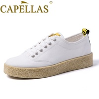 CAPELLAS New Fashion Men Canvas Shoes Breathable Men S Flats Shoes High Quality Brand Mens Casual