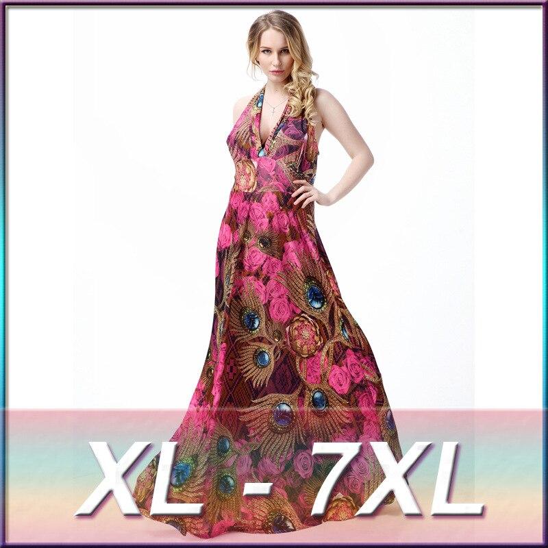 Online Get Cheap Peacock Print Dress Sale -Aliexpress.com ...