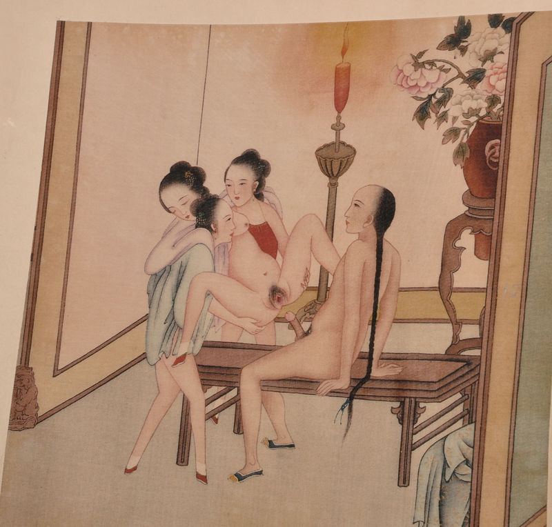 Chinese ancient erotic art