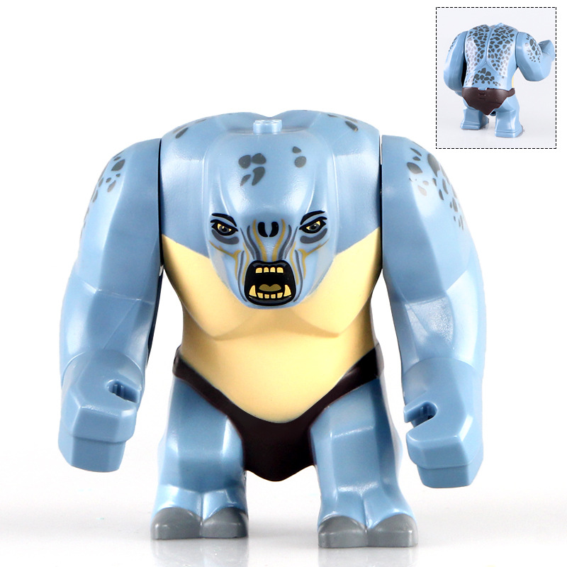 MOC Single Sale legoings WM223 Cave Troll Lord of the Rings Mines Of Moria 9473 Action Figure Building Blocks Children Gifts футболка стрэйч printio властелин колец lord of the ring
