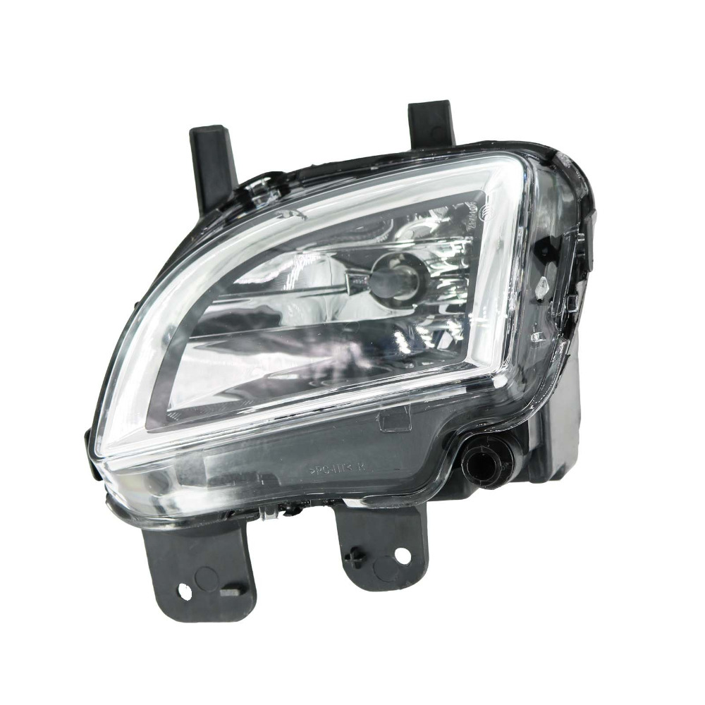 For VW Golf 6 MK6 GTI Jetta GLI 2009 2010 2011 2012 2013 2014 Right Side Front Halogen Light Fog Lamp Fog Light car rear trunk security shield cargo cover for volkswagen vw golf 6 mk6 2008 09 2010 2011 2012 2013 high qualit auto accessories