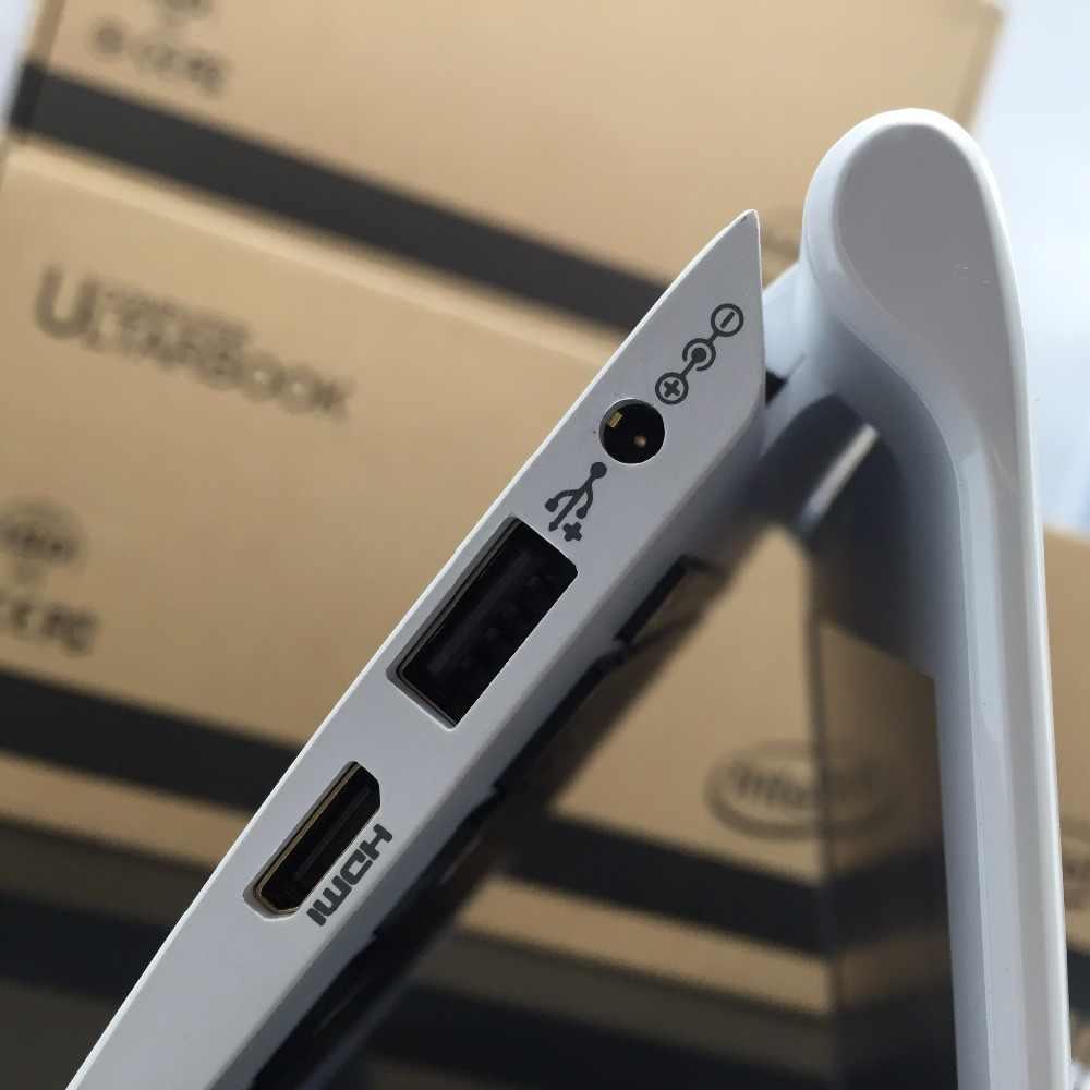 11.6 'אינץ LED 16:9 מסך 1366X768 p מסך פורטל ultra slim Intel X5-Z8350 1.33 ghz 2 גרם ram 32 גרם EMMC מחשב נייד נטבוק מחברת