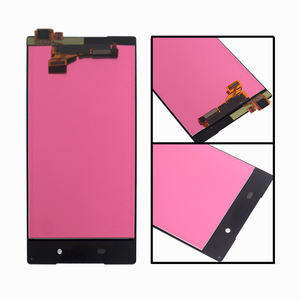Image 3 - Exibição Original Para Sony Xperia Z5 LCD + montagem da tela de toque para Sony Xperia Z5 E6653 E6603 E6633 LCD móvel peças de reparo do telefone