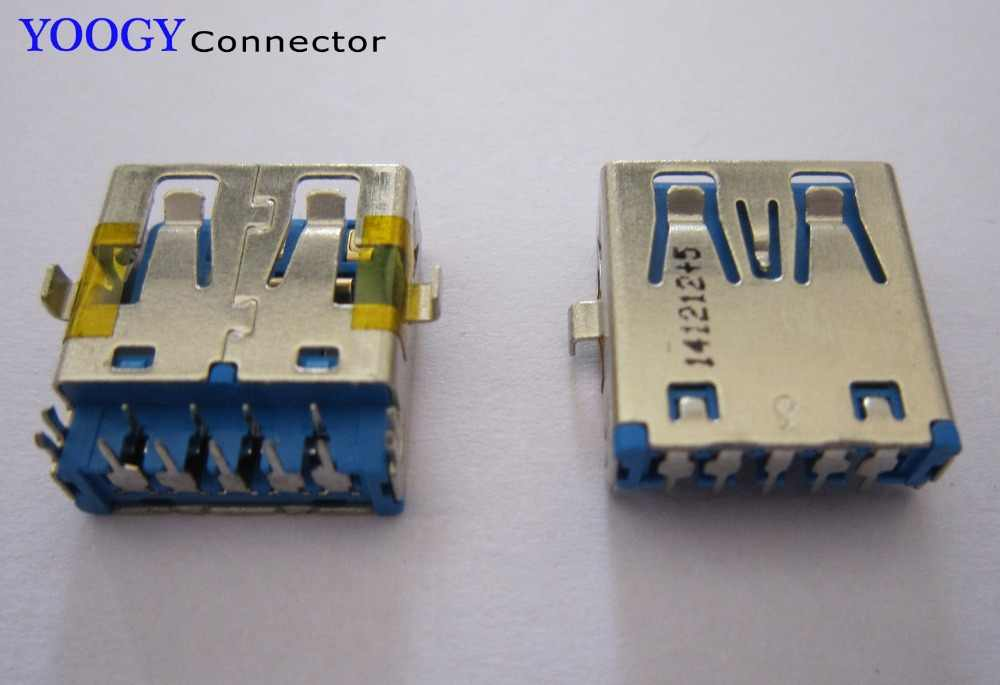 USB3.0 נקבה מחבר fit עבור Toshiba Satellite S50-A S50T-A S55-A S55T-A האם מחשב נייד סדרת 3.0 שקע usb prot