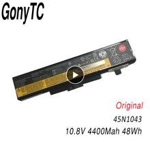 4400mAh מחשב נייד סוללה עבור Lenovo ThinkPad Edge E430 B560 E431 E435 E530 E531 E535 E540 E430C Y480 G480 45N1043 45N1042 אמיתי