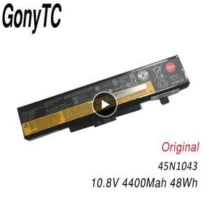 Image 1 - 4400mAh מחשב נייד סוללה עבור Lenovo ThinkPad Edge E430 B560 E431 E435 E530 E531 E535 E540 E430C Y480 G480 45N1043 45N1042 אמיתי