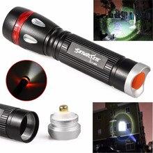 Супер 3000 Люмен 3 Режимов CREE XML T6 LED 18650 Фонарик Факел Лампы Свет Открытый