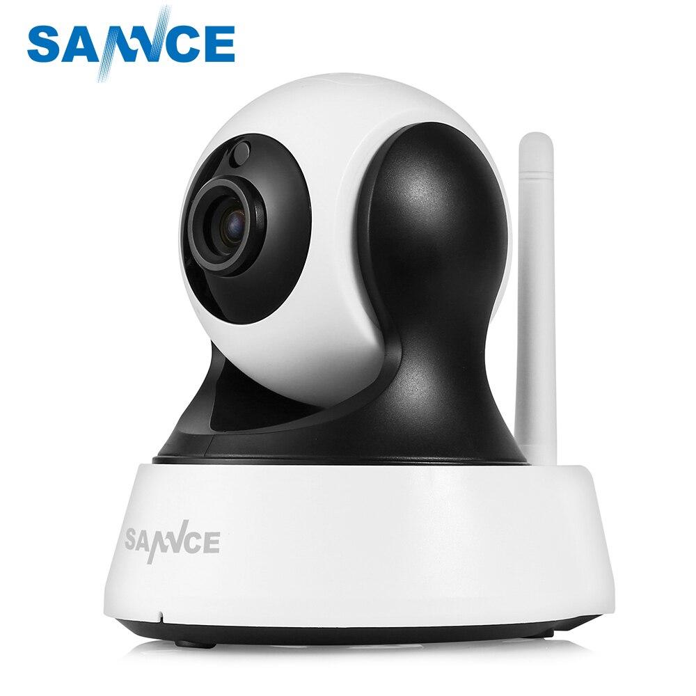 Sannp CE 1080 p MP IP cámara inalámbrica de seguridad para el hogar IP cámara de vigilancia Wifi visión nocturna CCTV Cámara bebé Monitor